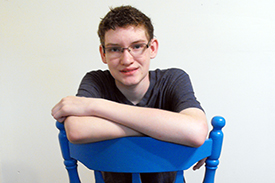 Jacob, age 14, T1D, Indiana