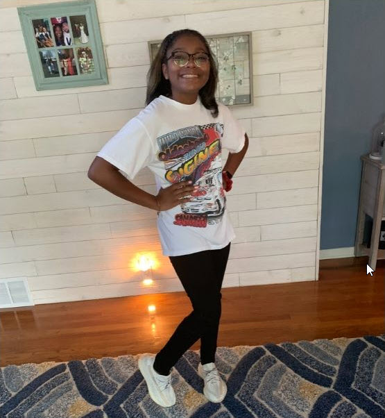 Ayannah, age 9, T1D, Indiana