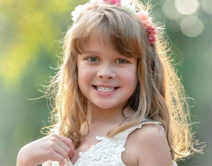 Sara Grace, age 7, T1D, Alabama